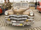 Chrysler rétro — Photo