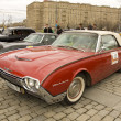 Stock Photo: Retro ford thunderbird
