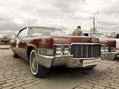 Cadillac retro — Foto de Stock