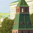 Moscow, Kremlin tower — Stock Photo