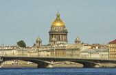 Saint Petersburg, cathedral of St. Isaac — Stock Photo