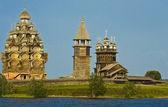 Kizhi island, ryssland — Stockfoto