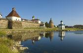 Solovki monastery, Russia — Stock Photo