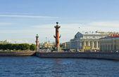 St. Petersburg, Vasilyevskiy island — Stock Photo
