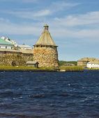 Monastère de solovki, russie — Photo