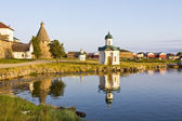 Solovki monastery, Russia — Stock Photo