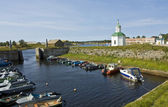 Solovki island, Russia — Stock Photo