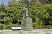 Monument to Chekhov, Yalta, Ukraine — Stock Photo