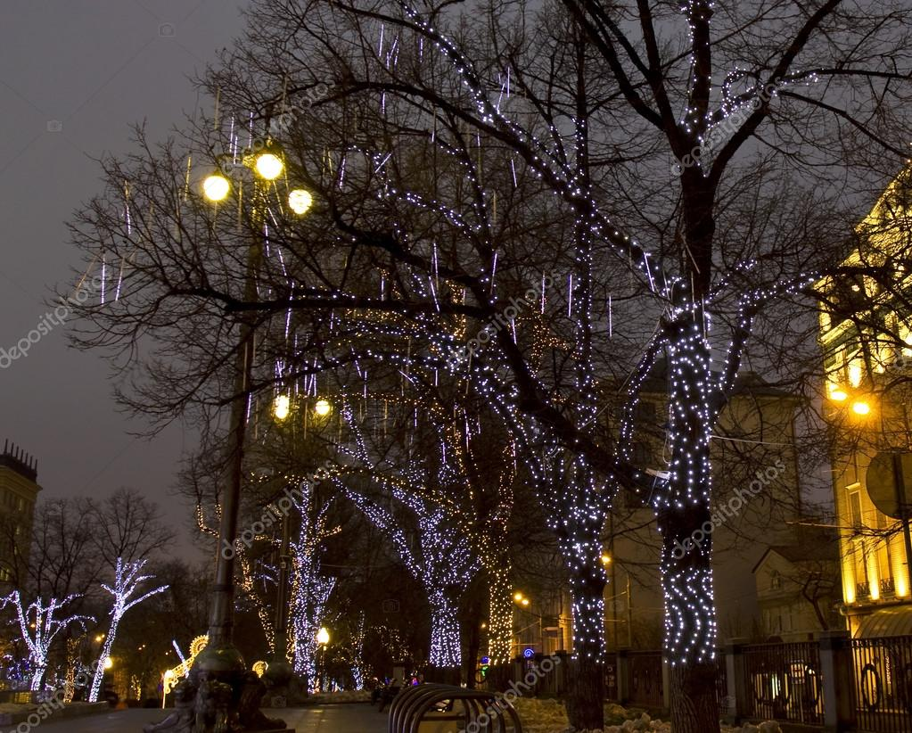 Illuminazione alberi di natale ~ idee di design nella vostra casa