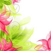 Best Romantic Flower Background — Stock Photo