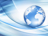Best Internet Concept of global business from concepts series — Stock Photo