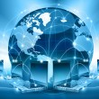 Stock Photo: Best Internet Concept of global business from concepts series