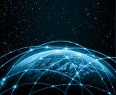En iyi internet kavramı küresel iş kavramlar serisi — Stok fotoğraf