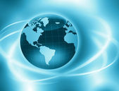 Best Internet Concept of global business — Fotografia Stock