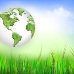 Environmental energy concept — Stock Photo #27100715