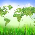 Environmental energy concept — Stock Photo #27100773