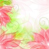 Mejor fondo romántico flor — Foto de Stock