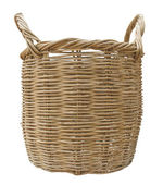 Wicker Basket — Zdjęcie stockowe