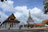 Temple at NakhonSriThammarat, Thailand — Stock Photo