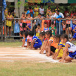 Run school game — Foto de stock #12741697