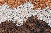 Background of stones — Stock Photo