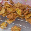 Curried Fish Cake — Foto Stock
