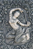 Mother of earth in Thai style — Stock Photo