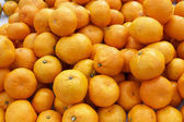 Mandarin orange tangerine — Stock Photo