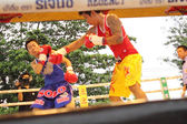 Fight boxing — Foto de Stock