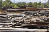 Wood industry — Stock Photo