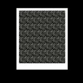 Photo isolated on black background — Stock Photo