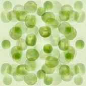 Background illustration of peas — Stock Photo
