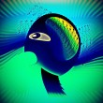 Brain wave illustration — Stock Photo #14478397