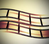Film roll background, texture — Stock Photo