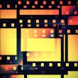 Film roll background — Stock Photo #15460959
