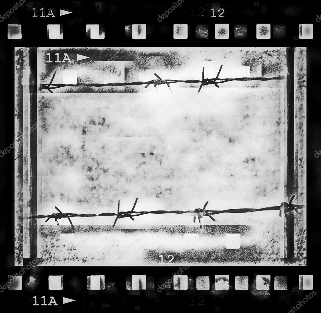 Old Film Texture Old Film Strip Background