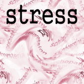 Stress concept — Photo