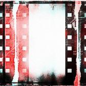 старый фильм гранж-полосы фон — Стоковое фото