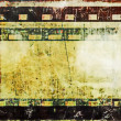 Old grunge film strip background — Stock Photo #36728203