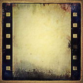 35 mm film strip background, texture — Stock Photo