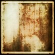 Old grungy blank photo paper background — Stock Photo