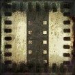 Stock Photo: Grunge film strip background