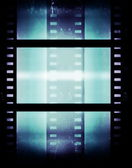 Film roll background and texture — Stock Photo