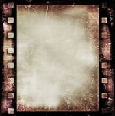 Old grunge film strip background — Стоковое фото