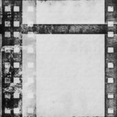 Old grunge film strip background — Photo