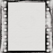 Old grunge film strip background — Stock Photo