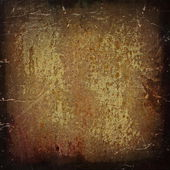 Abstract color grunge rusty plate background — 图库照片