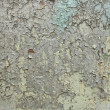 Cracked and Peeling Paint Background Texture — Stock Photo