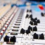 Music mixer — Stock Photo #12424229