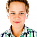 Little boy — Stock Photo #12424344